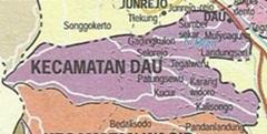 Profil Kecamatan Dau